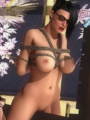 Cute 3d Dickgirl Is Filled On Ass By Lover^digital Bdsm Adult Enpire 3d Porn XXX Sex Pics Picture Pictures Gallery Galleries 3d Cartoon